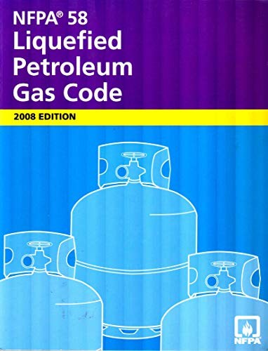 9780064641555: Nfpa 58: Liquefied Petroleum Gas Code