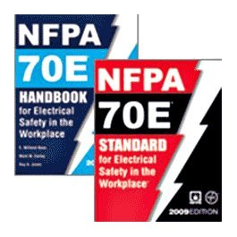 9780064641753: Nfpa 70e: Standard for Electrical Safety in the Workplace 2009