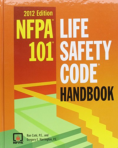 9780064641821: Nfpa 101: Life Safety Code Handbook, 2012 Edition