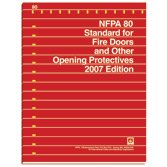 9780064641852: Nfpa 80: Standard for Fire Doors and Other Opening Protectives 2007
