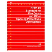 NFPA 80: Standard for Fire Doors and Other Opening Protectives, 2010 Edition (0064641864) by NFPA
