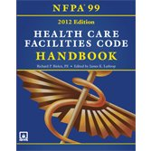 9780064641920: Nfpa 99: Health Care Facilities Code Handbook 2012 (Nfpa, Nfpa 99: Health Care Facilities Handbook)