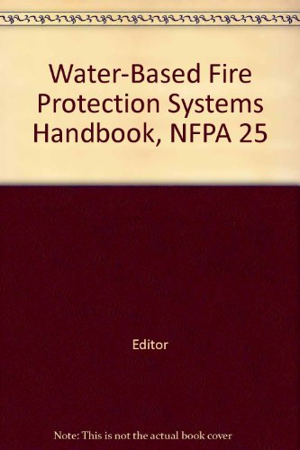 9780064641975: Nfpa 25 Forms CD: Water-Based Fire Protection Systems Forms