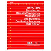 9780064641982: Nfpa 1600: Standard for Disaster / Emergency Management and Business Continuity 2007