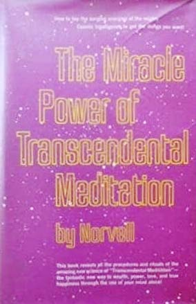9780064650588: The Miracle Power of Transcendental Meditation