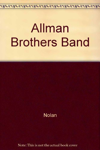 9780064650748: Allman Brothers Band