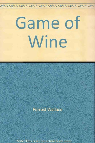 9780064650793: Game of Wine