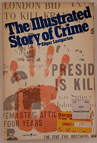 9780064650908: The illustrated story of crime
