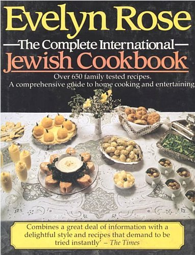 9780064650939: Complete International Jewish Cookbook