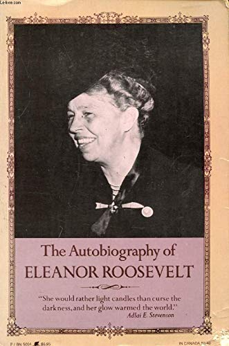 9780064650946: Autobiography of Eleanor Roosevelt
