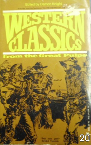 9780064650977: Western Classics from the Great Pulps