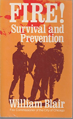 9780064651479: Fire!  Survival and Prevention: Survival & Prevention