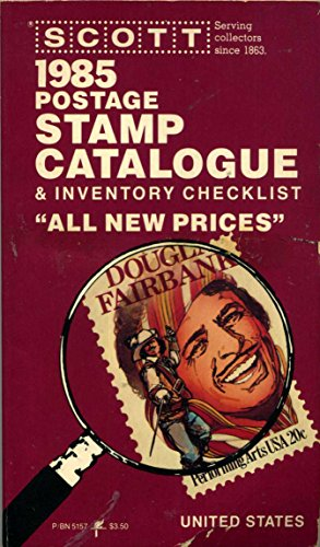 9780064651578: Scott's 1985 Postage Stamp Catalogue
