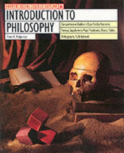 9780064671248: Introduction to Philosophy (Outline)