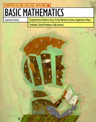 9780064671439: HarperCollins College Outline Basic Mathematics