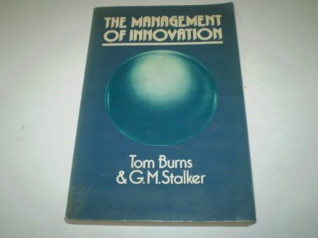 9780064708364: The Management of Innovation