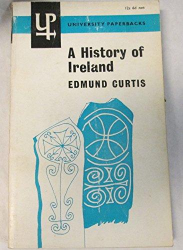 9780064713894: History of Ireland