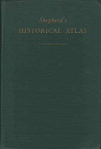 9780064807869: Shepherd's Historical Atlas