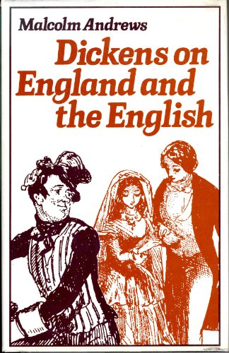 9780064901864: Dickens On England And The English.