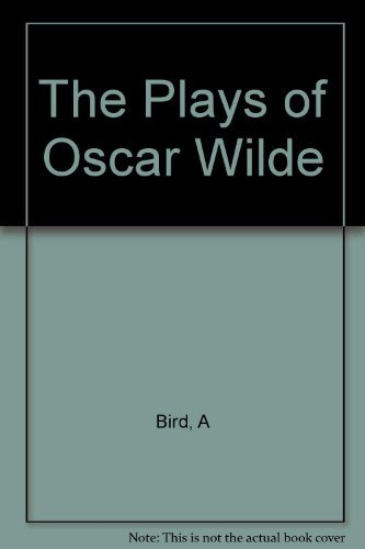 9780064904155: The plays of Oscar Wilde (Barnes & Noble critical studies)