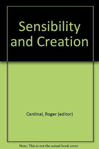 9780064909570: Sensibility and creation: Studies in twentieth century French poetry