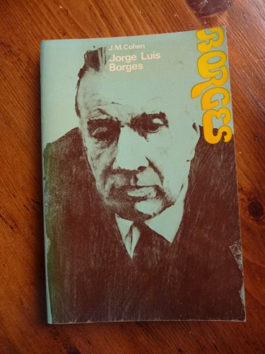 9780064912525: Jorge Luis Borges (The Modern writers series)