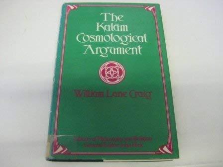 9780064913089: The Kalam Cosmological Argument by William Lane Craig