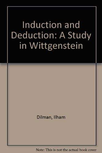 9780064916905: Induction and deduction;: A study in Wittgenstein