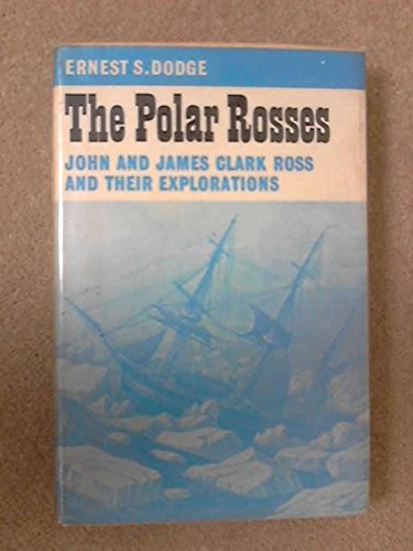 9780064917322: The Polar Rosses: John and James Clark Ross and their explorations, (Great travellers)