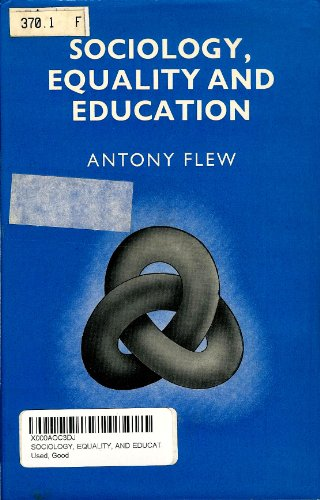9780064921183: Sociology, Equality and Education