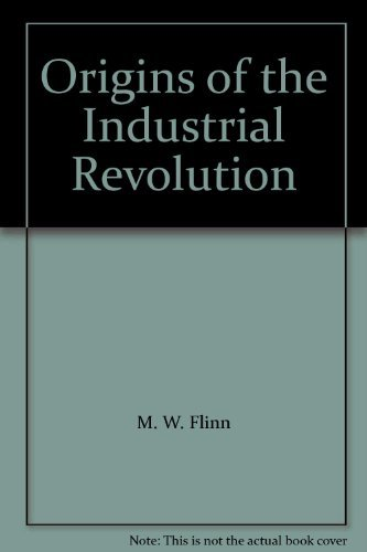 9780064921268: Origins of the Industrial Revolution