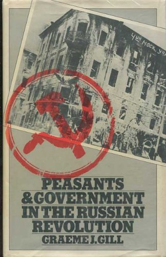 9780064924061: Peasants and Government in the Russian Revolution