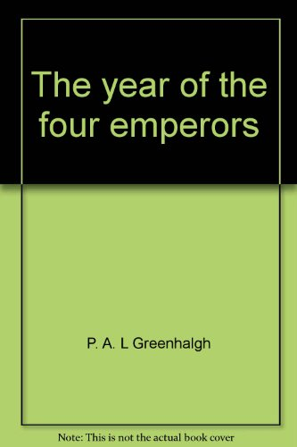 9780064925389: The year of the four emperors