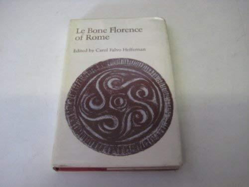 9780064927901: Le Bone Florence of Rome