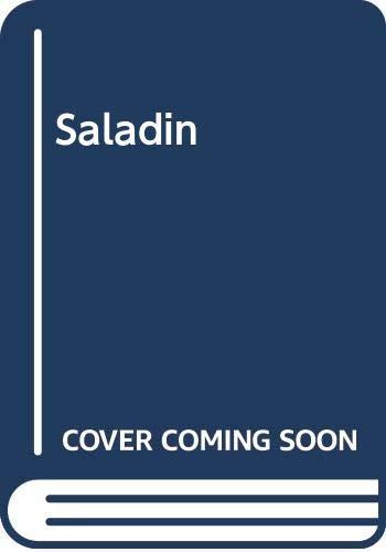 9780064928779: Saladin,