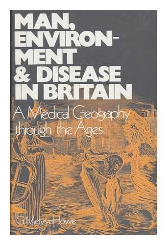 9780064930208: Man, environment, and disease in Britain;: A medical geography of Britain through the ages