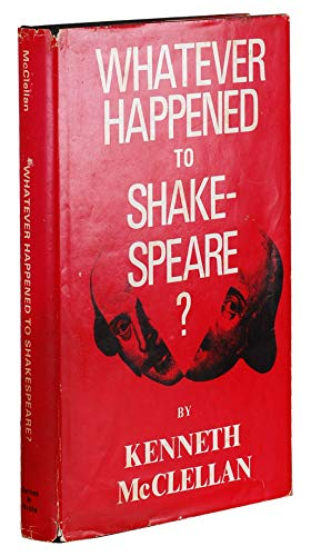 9780064946834: Whatever Happened to Shakespeare