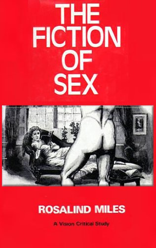 9780064948227: The fiction of sex: Themes and functions of sex difference in the modern novel (Barnes & Noble critical studies)