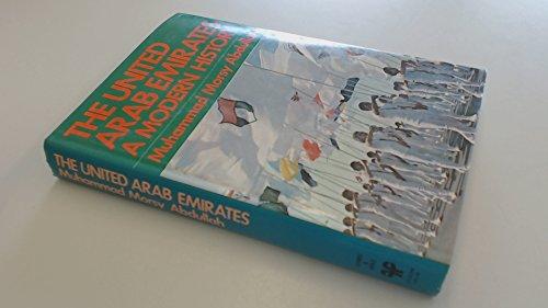 9780064949989: The United Arab Emirates: A Modern History