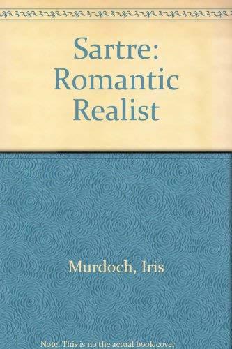 9780064950343: Sartre, romantic realist