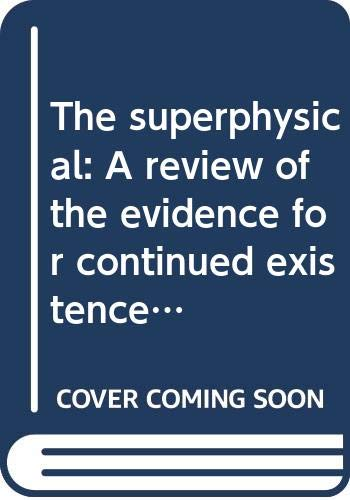 9780064953047: The SUPERPHYSICAL.
