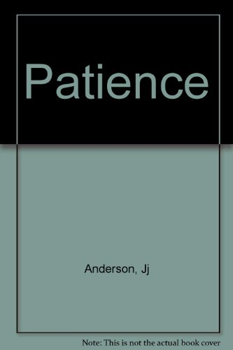 9780064954471: Patience