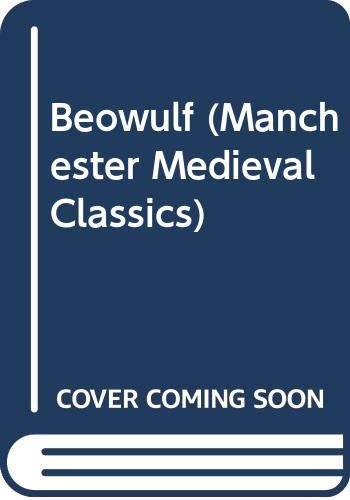 9780064966382: Beowulf (Manchester Medieval Classics)