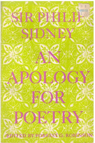 9780064967105: Apology for Poetry