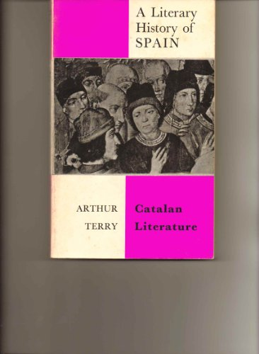 9780064968102: Catalan literature (A Literary history of Spain)