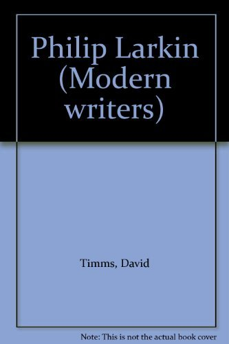 9780064969154: Philip Larkin (Modern writers)