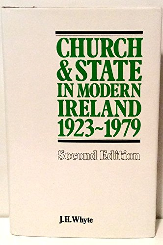 9780064976381: Church and state in modern Ireland, 1923-1979