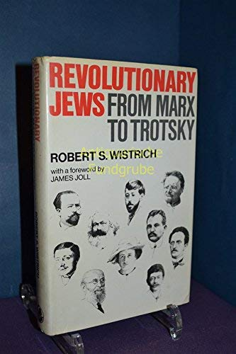 9780064978064: Revolutionary Jews from Marx to Trotsky