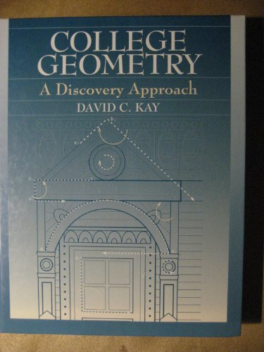 9780065000061: College Geometry: A Discovery Approach