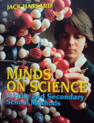 9780065000191: Minds on Science: Middle and Secondary School Methods